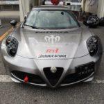 レースレポート:アルファロメオ 4C ラジアルタイヤ最速プロジェクト(RT1)