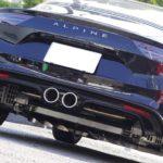 アルピーヌA110 lxyスポーツマフラー by TEZZOをリリース!