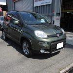 FIAT PANDA4×4専用設計のDTT ECUチューン販売開始