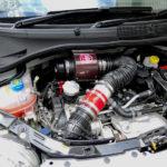 アバルト595コンペティツィオーネ(S4)コンプリートカー開発Part3